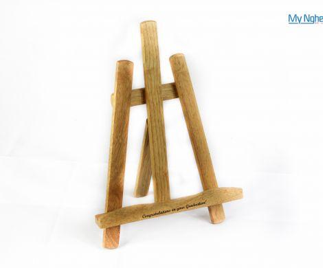 Giá gỗ để sách MNV-GS02 (Cỡ lớn)