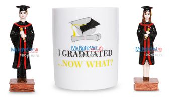 Ly tốt nghiệp - tượng cử nhân