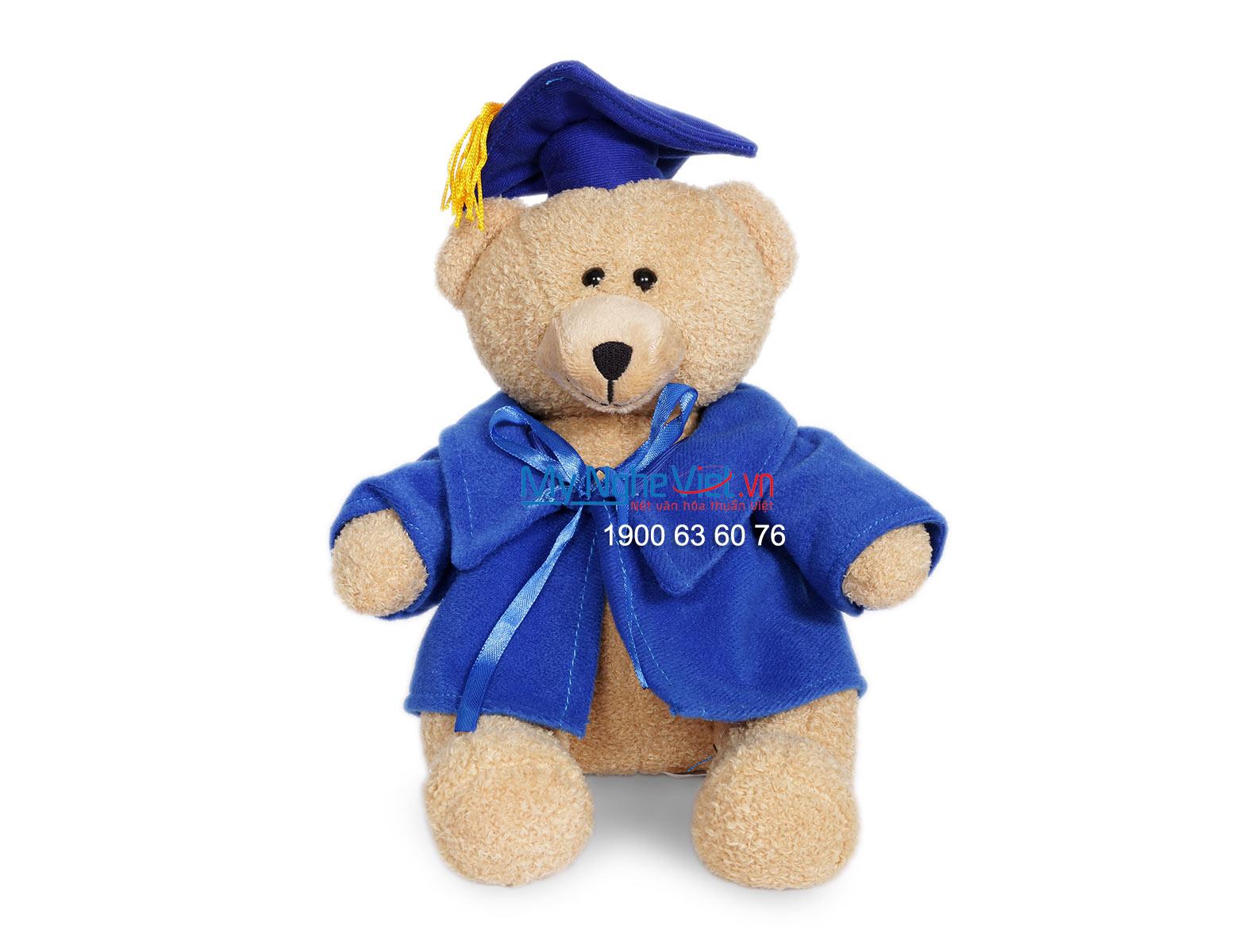 Gấu tốt nghiệp QTN11