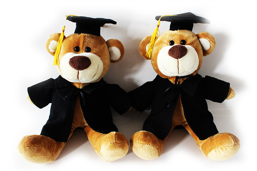 Gấu tốt nghiệp QTN18 (Tạm hết hàng)