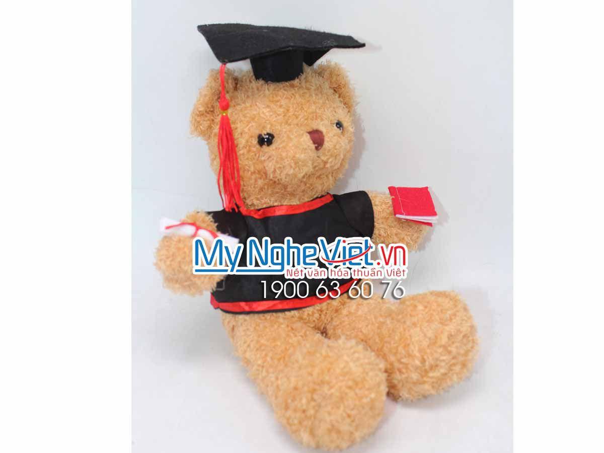 Gấu Melody Tốt Nghiệp MNV-GTN10
