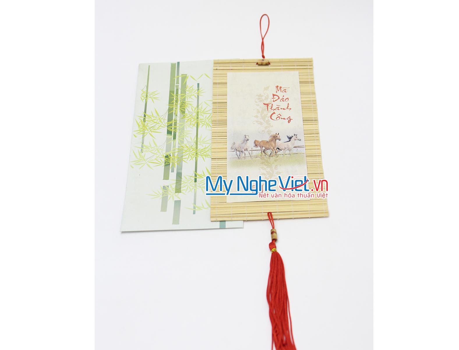 Thẻ đánh dấu sách (Bookmark) - BM02