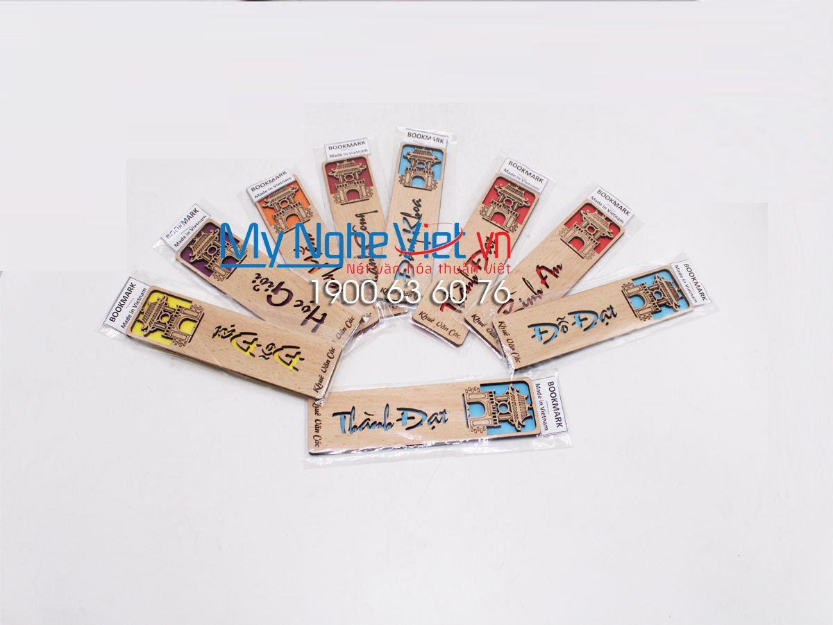 Thẻ đánh dấu sách (Bookmark)  MNV-QTG19